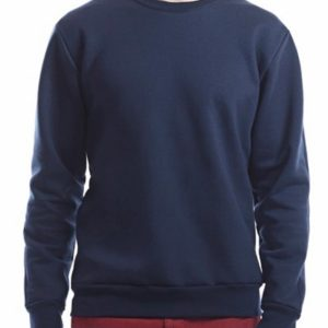 Navy Men's Regular Sweatshirt