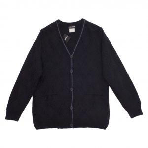 Mens OB Cardigan navy