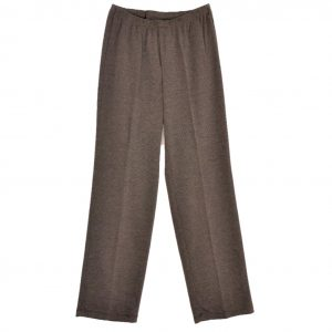 Adaptive knit pant grey mens
