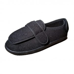 Mens wide slippers