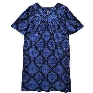 House dress blue