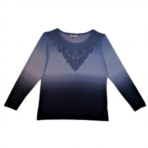 Ladies Reg Top - Blue Hue