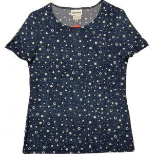 Ladies regular short sleeve top Jean